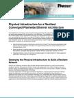 CPwE Architecture Summary Panduit