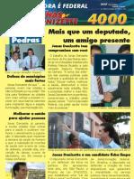 Jonas Donizette e seu compromisso com Rio das Pedras