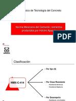 4-Norma Mexicana Del Cemento y Productos Elaborados Por HA