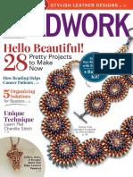 Beadwork August September 2017