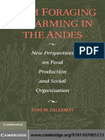 Tom D. Dillehay-From Foraging to Farming in the Andes_ New Perspectives on Food Production and Social Organization-Cambridge University Press (2011)