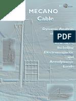 Cable calculo