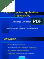 Presentation DNA Cryptography