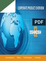 Oshkosh Product Overview