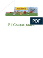 ACCA F1 Course Notes
