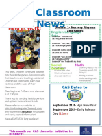 week 2 - kg2a newsletter