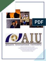 Program Doctorate