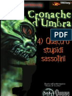[Mondo di Tenebra Fiction]cronache umbra 4 [Vampiri il Requiem]