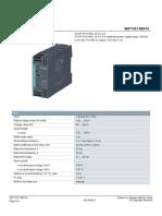 SITOP PSU100C 24 V1.3 a Stabilized Power Supply --6EP13315BA10_datasheet_en