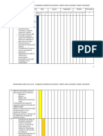 Cronograma De Actividades - Recursos Humanos