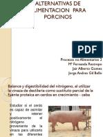 Expo Final Para Cerdos