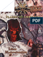 Planes of Conflict - Evil