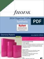 Filofax 2014 Collection