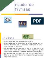 Mercado de Divisas Sep III FI