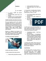 Newborn Assessment and Abnormalities