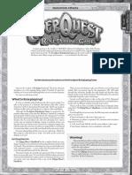 Everquest RPG - Adventure - Homestead Attacks