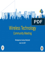 Montgomery County ZTA Amendment 5G Community Meeting 2017  Powerpoint