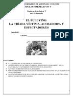 Cuaderno 5 Prevención BULLYING