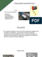 SEPARADORES MAGNÉTICOS.pptx
