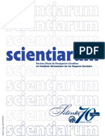 scientiarum Revista de divulgacion Cientifica