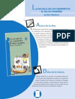 La escuela de los vampiritos El falso vampiro - Acerca de la Obra.pdf