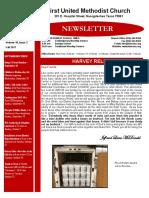 Newsletter Fall 2017