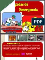Cartelera Brigadas de Emergencia