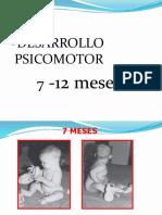 DESARROOLLO MOTOR 7-12 MESES 2014.pptx