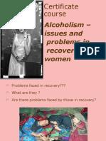 Alcoholism Course