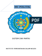 Sistem Dwi Partai