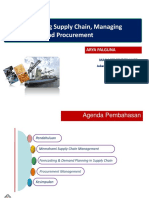 Materi Logistik Management