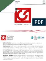 Presentacion de Servicios Comerciales ICS