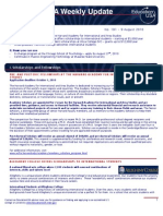 EdUSA Weekly Update No 191 August 9 2010