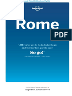 Rome 9 Contents