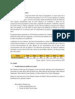 Analisis de San Juan de Lurigancho
