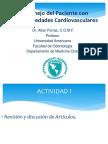 6 1 manejo enf cardiovascular 2017 practica - dr  porras