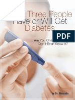 Diabetes Symptoms eBook