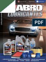Catalogo Abro Lubricantes - 2017
