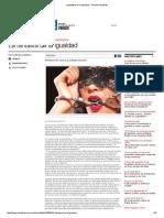 La Fantasía de La Igualdad - Revista Veintitrés Educacion Sexual