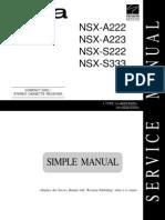 NSX-S333