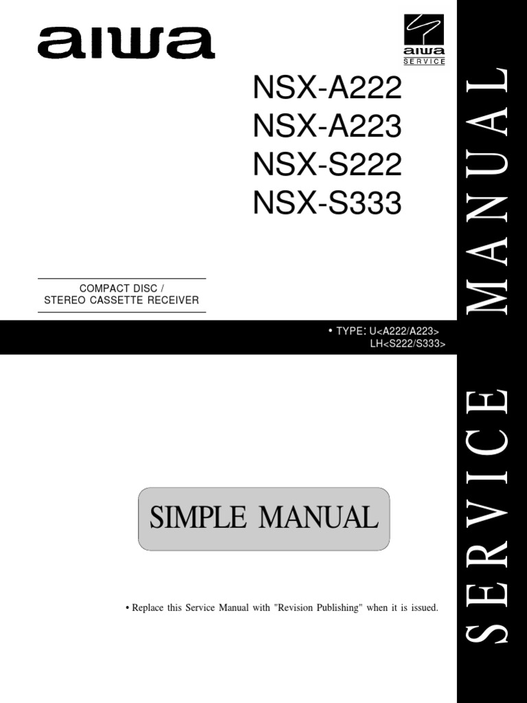 Nsx S333 Fuse Box