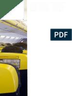 Geschrapte vluchten van Ryanair