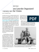 Eir - How Abraham Lincoln Organized Victory for the Union