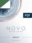 NOVO User Manual