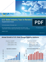 2009 Supplemental Charts for Solar Industry Year in Review