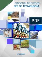 Catalago Nacional Cursos Superiores Tecnologia Edicao3 2016