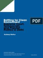 01-Battling for Clean (Kuldeep Mathur)