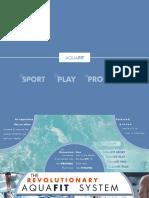 Aquafit Brochure