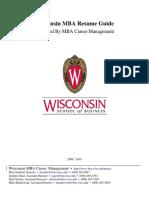 WisconsinMBAResumeGuide.pdf