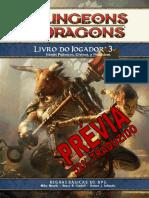 Livro Do Jogador 3 (52% Traduzido)